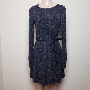 ANTHROPOLOGIE Saturday Sunday Nova Tie Waist Dress